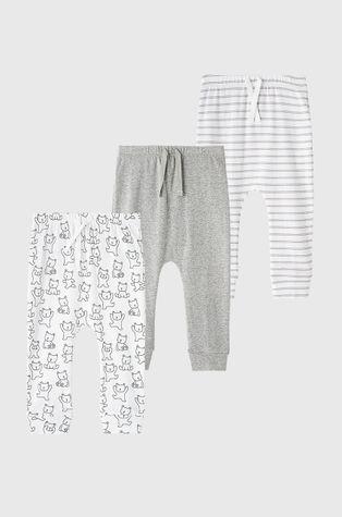 GAP - Spodnie niemowlęce (3-pack)