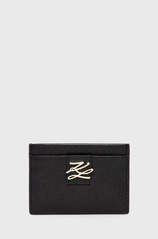Karl Lagerfeld - Kožená peněženka