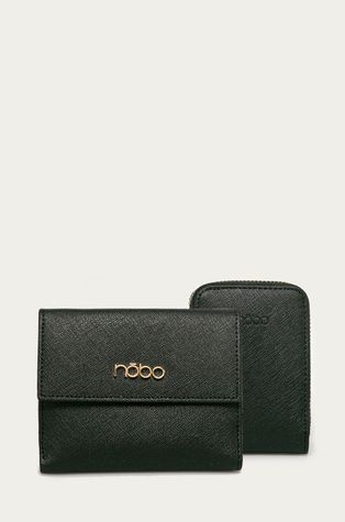 Nobo - Kožená peňaženka (2-pak)
