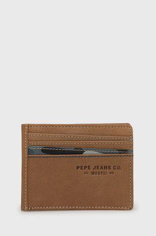 Pepe Jeans - Kožená peněženka