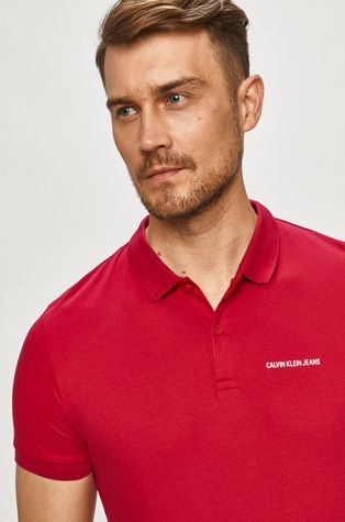 Calvin Klein Jeans - Polo tričko