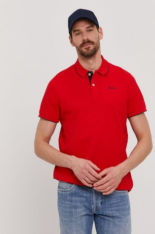Pepe Jeans - Polo tričko Lucas