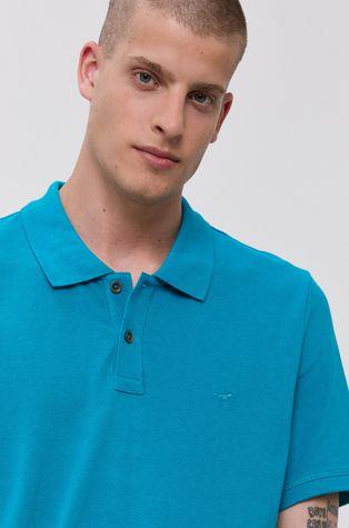 Mustang - Тениска с яка