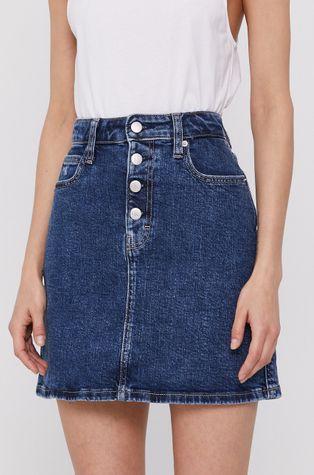 Calvin Klein Jeans - Džínová sukně