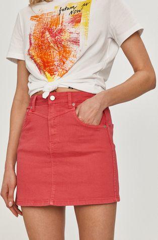 Pepe Jeans - Spódnica jeansowa Rachel