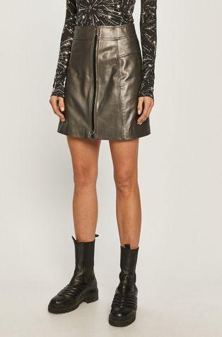 MAX&Co. - Kožená sukně