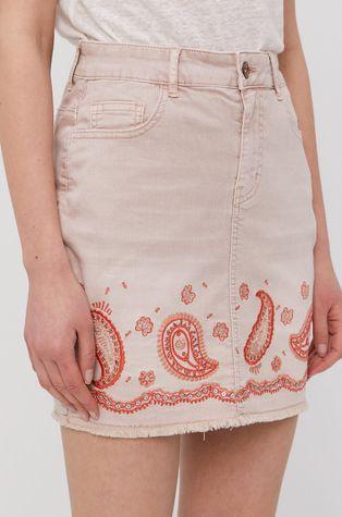 Desigual - Rifľová sukňa