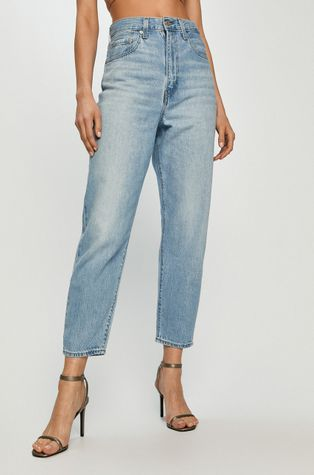 Levi's - Jeansy High Loose Taper