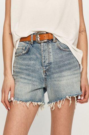 Liu Jo - Rifľové krátke nohavice