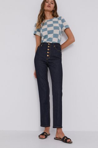 Tory Burch - Jeansy Button-Fly