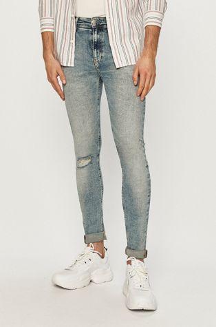 Calvin Klein Jeans - Džíny Super Skinny