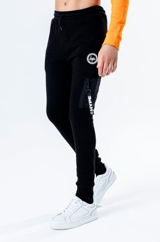 Hype - Dětské kalhoty BLACK STEALTH