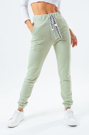 Hype - Spodnie OLIVE