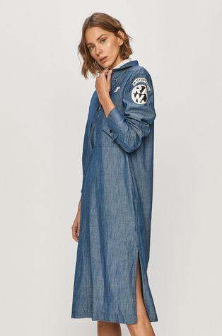 G-Star Raw - Sukienka jeansowa