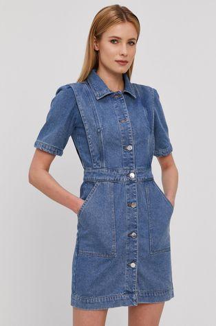 Morgan - Sukienka jeansowa