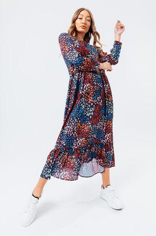 Hype - Sukienka MULTI PRINTS