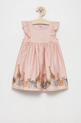 Name it - Sukienka bawełniana dziecięca