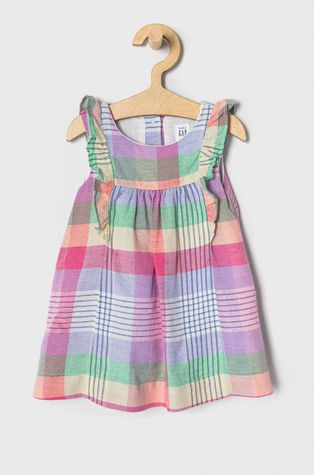 GAP - Dívčí šaty 50-86 cm
