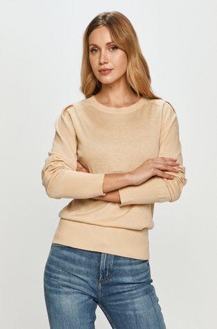 Dkny - Sweter z kaszmirem i jedwabiem