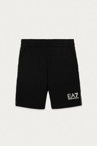 EA7 Emporio Armani - Detské krátke nohavice 116 cm