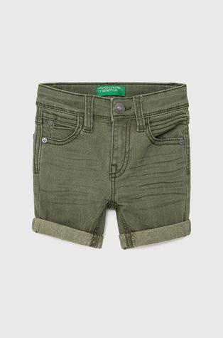 United Colors of Benetton - Детские джинсовые шорты
