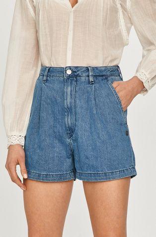 Pepe Jeans - Džínové šortky Laurel