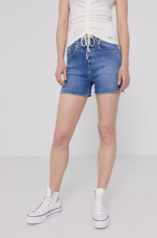 Pepe Jeans - Szorty jeansowe Mary Archive
