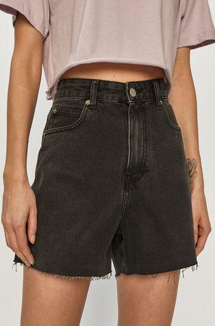 Dr. Denim - Rifľové krátke nohavice Nora