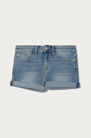 Calvin Klein Jeans - Szorty jeansowe dziecięce 128-176 cm