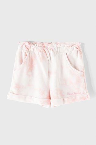 Pepe Jeans - Detské krátke nohavice Resha 128-180 cm