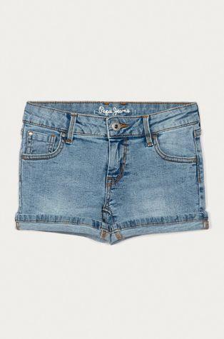 Pepe Jeans - Szorty jeansowe dziecięce Foxtail 128-180 cm