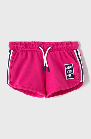 4F - Detské krátke nohavice 122-164 cm