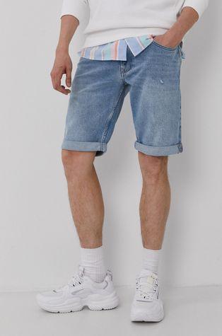 Tommy Jeans - Дънкови къси панталони