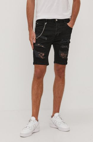 Brave Soul - Pantaloni scurti jeans