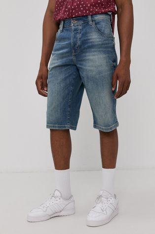 Mustang - Szorty jeansowe