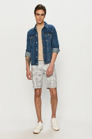 Pepe Jeans - Rövidnadrág Blackburn