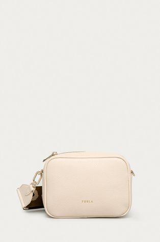 Furla - Kožená kabelka Real Mini