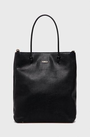 Furla - Kožená kabelka Essential
