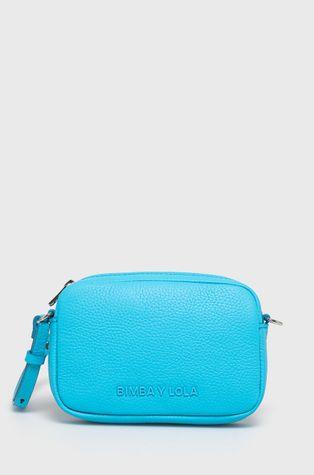 BIMBA Y LOLA - Кожена чанта