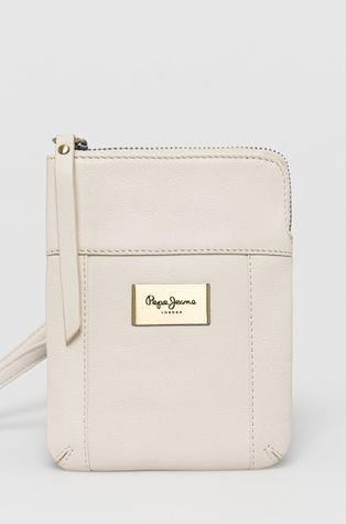 Pepe Jeans - Kožená taška