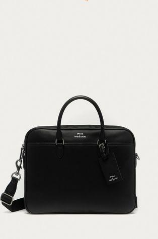 Polo Ralph Lauren - Kožená taška