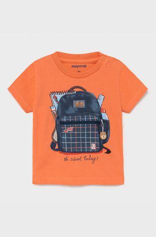 Mayoral - T-shirt dziecięcy