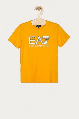 EA7 Emporio Armani - Dětské tričko 104-152 cm