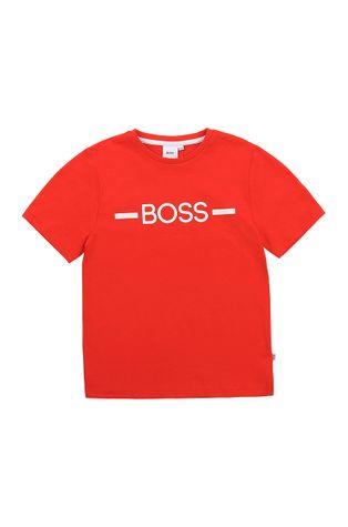 Boss - T-shirt dziecięcy