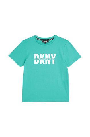 Dkny - T-shirt dziecięcy 102-108 cm
