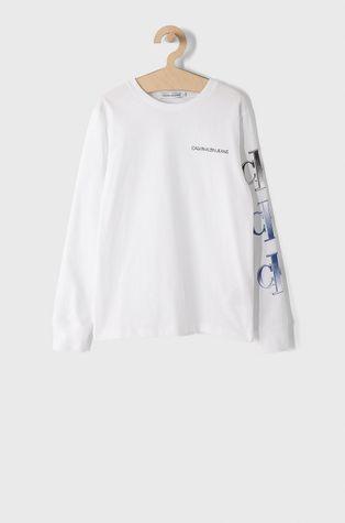Calvin Klein Jeans - Longsleeve dziecięcy 140-176 cm