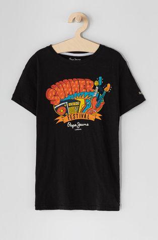 Pepe Jeans - T-shirt dziecięcy Logan 128-180 cm