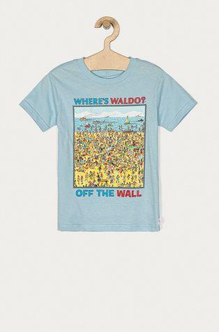 Vans - T-shirt dziecięcy 98-122 cm