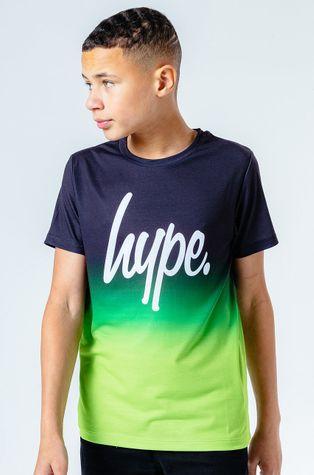 Hype - T-shirt dziecięcy NEON FADE