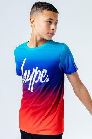 Hype - T-shirt dziecięcy MINT FADE